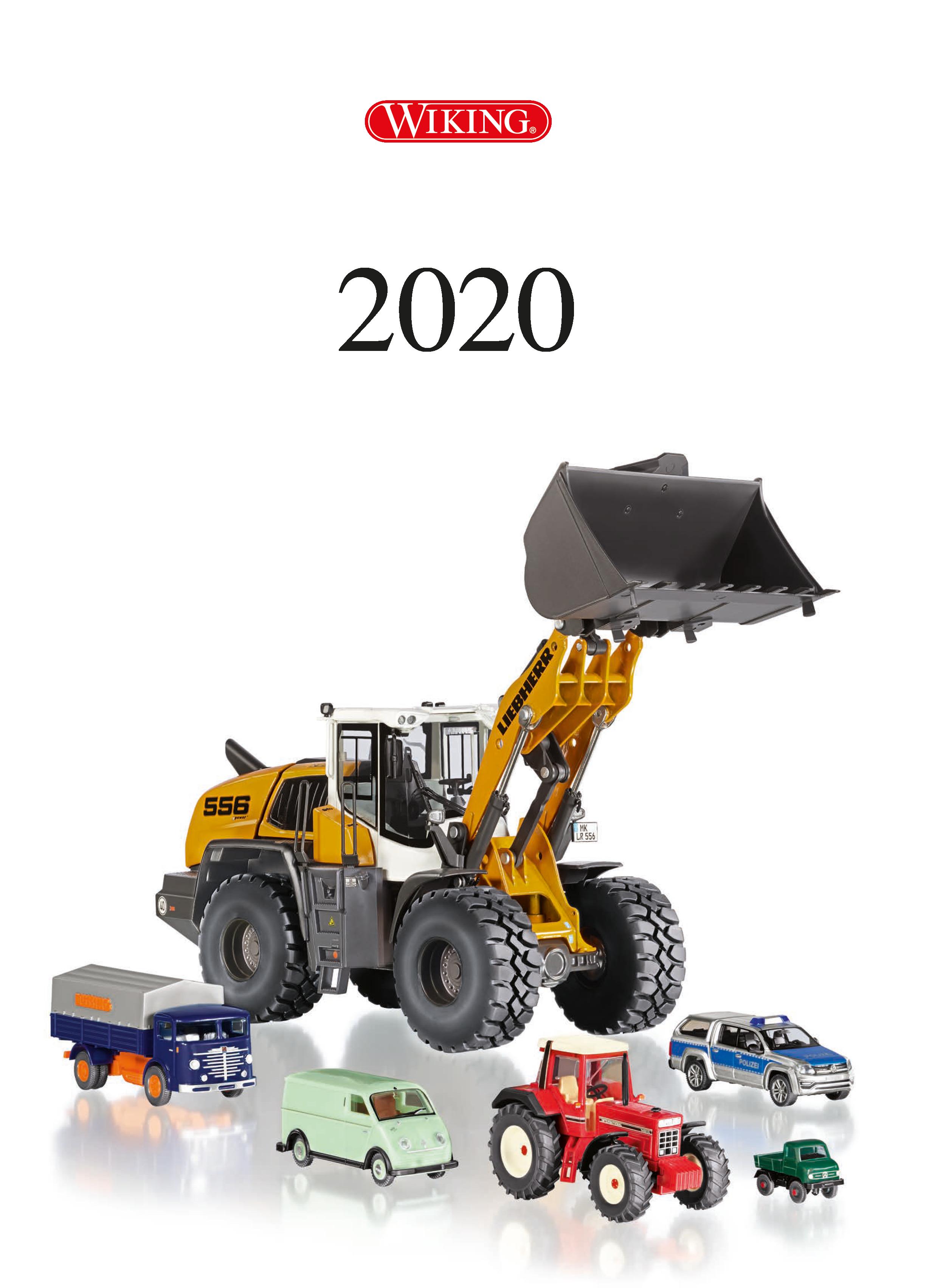WIKING-Katalog-2020-1